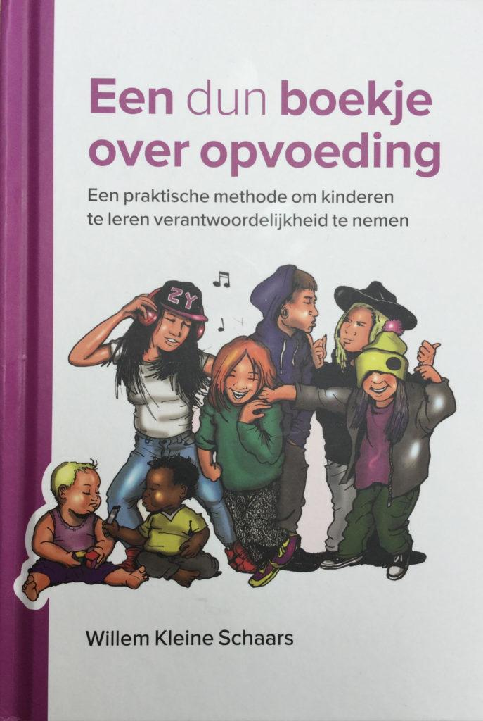 Een dun boekje over opvoeding.